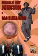 Donald Ray Johnson § Gas Blues Band