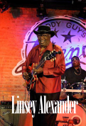 Linsey Alexander & Gas blues band